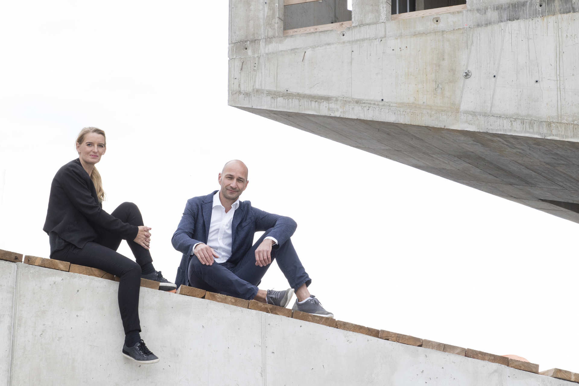LAAC, Kathrin Aste und Frank Ludin Foto: Günter Richard Wett