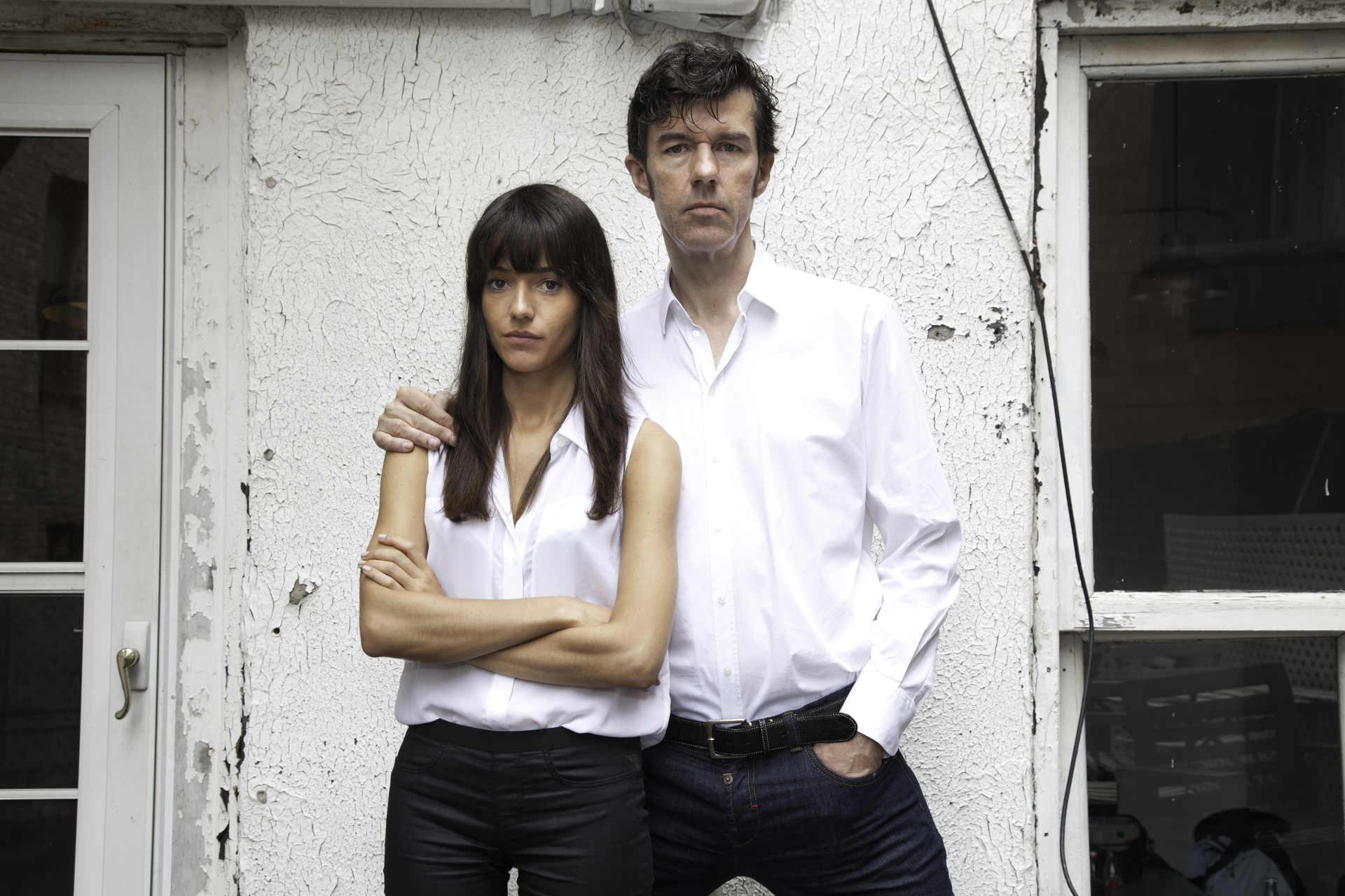 Stefan Sagmeister & Jessica Walsh Foto: Sagmeister & Walsh