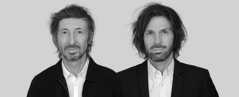 Peter Mörtenböck & Helge Mooshammer, Kuratoren des österreichischen Beitrags PLATFORM AUSTRIA, Biennale Architettura 2021 © Centre for Global Architecture